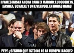 Enlace a Rivales hasta ahora para el Madrid: Ludogorets, Basilea, Schalke y un Liverpool en horas bajas