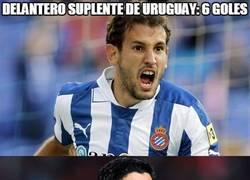 Enlace a La lógica de la selección de Uruguay