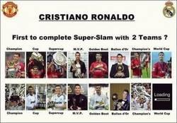 Enlace a ¿Conseguirá Cristiano el Superslam con dos equipos diferentes?