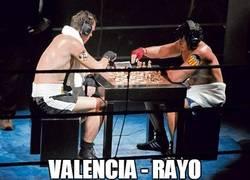 Enlace a Intensísimo el Valencia - Rayo