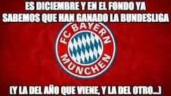 Enlace a El Bayern ya ha ganado la Bundesliga
