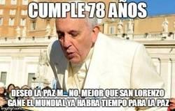 Enlace a El Papa Francisco tiene bien claras sus prioridades