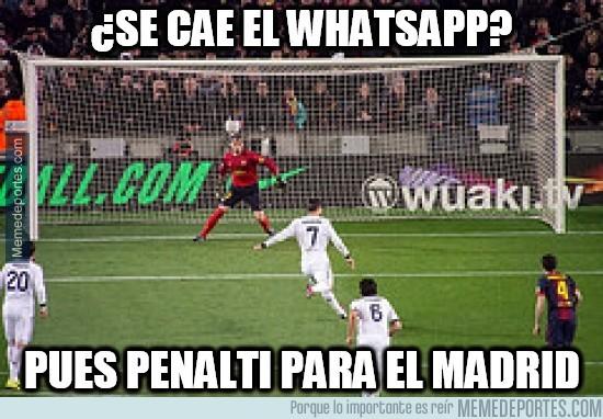 424796 - ¿Se cae el Whatsapp?