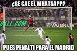 Enlace a ¿Se cae el Whatsapp?