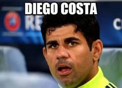 Enlace a Diego Costa y sus cameos en Shrek