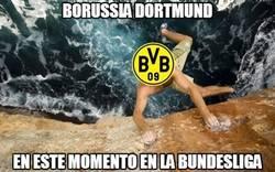 Enlace a Borussia Dortmund en estos momentos