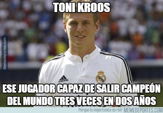 425719 - Toni Kroos, campeón de campeones