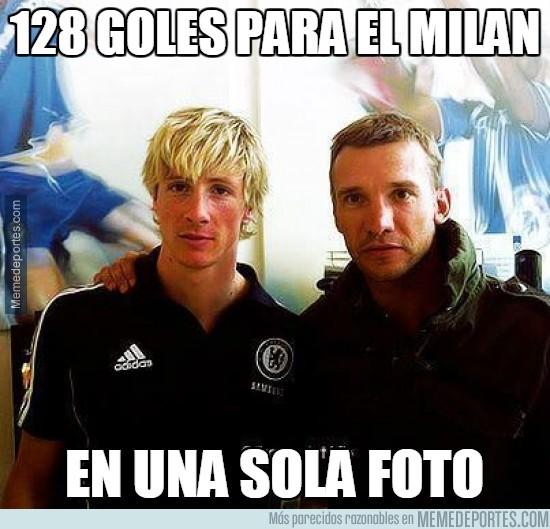 425920 - 128 goles para el Milan