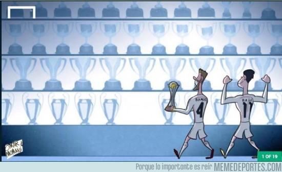 426006 - EL Real Madrid añade uno más