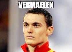 Enlace a Vermaelen, premio al juego limpio