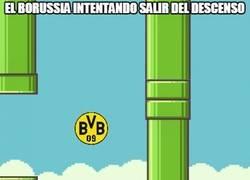 Enlace a El Borussia intentando salir del descenso