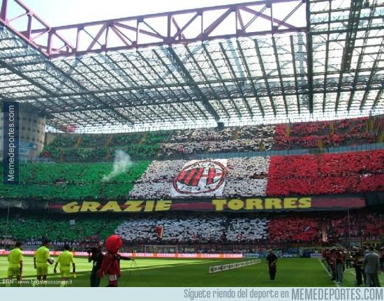 426871 - El Milan se despide del mejor delantero de su historia
