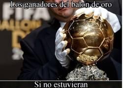 Enlace a Los Ganadores del Balón de Oro
