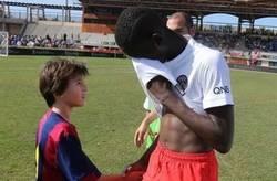 Enlace a Y con vosotros el hermano menor de Minala que juega en el PSG