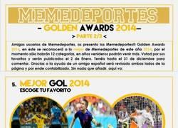 Enlace a Memedeportes Golden Awards 2014 [PARTE 2/3]