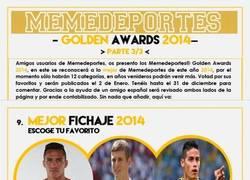 Enlace a Memedeportes Golden Awards 2014 [PARTE 3/3]
