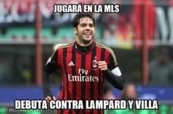 Enlace a Menudo debut el de Kaka en la MLS