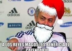 Enlace a Mourinho y las ruedas de prensa navideñas