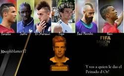Enlace a Peinado d'or 2014