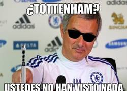 Enlace a ¿Tottenham? No conozco