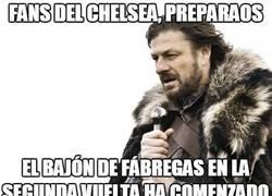 Enlace a Fans del Chelsea, preparaos