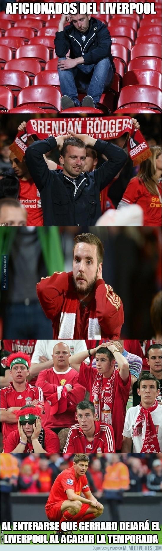 428829 - Gerrard abandona el Liverpool a final de temporada