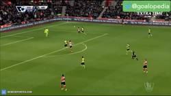 Enlace a GIF: El golazo de Mané vs Arsenal, sin ángulo