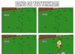 Enlace a Mientras tanto los fans de los Spurs