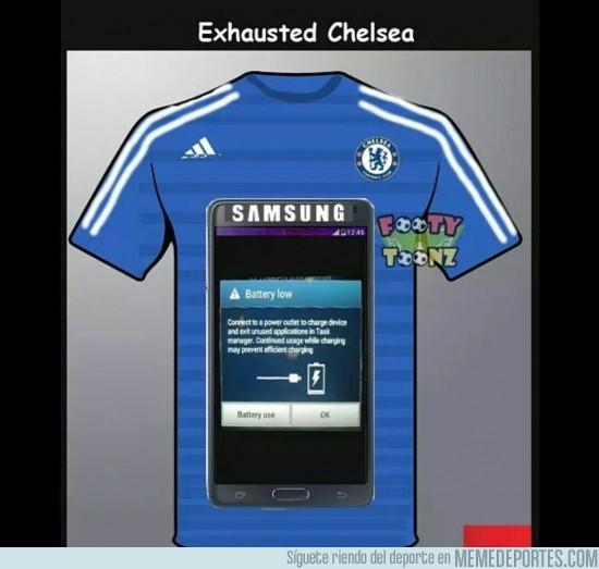 429125 - Parece que el cansancio pasa factura al Chelsea