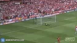 Enlace a REMEMBER Golazo de Gerrard en el minuto 90 que le daba la FA Cup 2006 al Liverpool