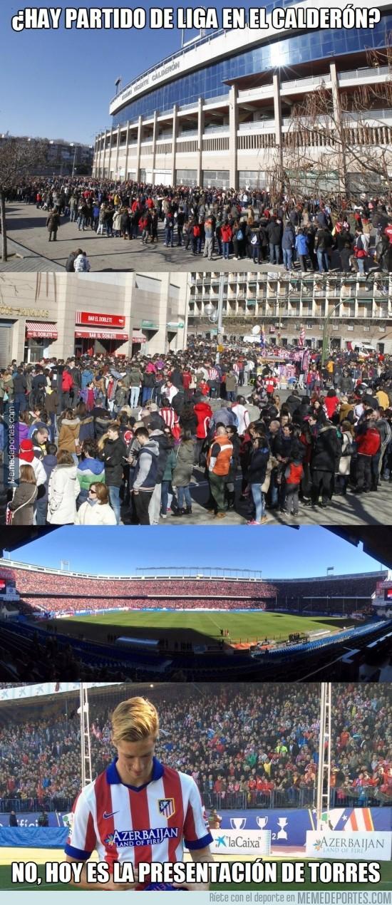 429434 - ¿Hay partido en el Calderón?
