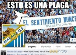 Enlace a Mexicanos despotricando de Kameni y el Málaga everywhere