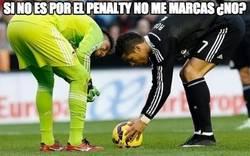 Enlace a Si no es por el penalty no me marcas ¿no?