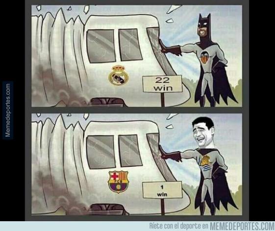430065 - La Real y el Valencia logran parar al Madrid y al Barcelona