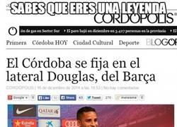 Enlace a Lo de Douglas era de prever