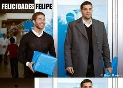 Enlace a Ramos vuelve a las andadas