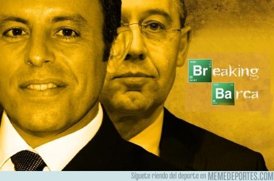 430766 - Braking Barça por @ElMaestrofcb