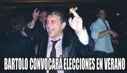 Enlace a Bartomeu anuncia que habrá elecciones a la presidencia del Barcelona a final de temporada