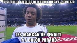 Enlace a Marcelo se marca un Xavi