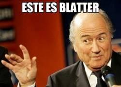 Enlace a El Barça rompe con la FIFA y no va a la Gala del Balón de Oro. Blatter está temblando