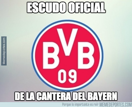 431852 - Escudo Oficial de la cantera del Bayern