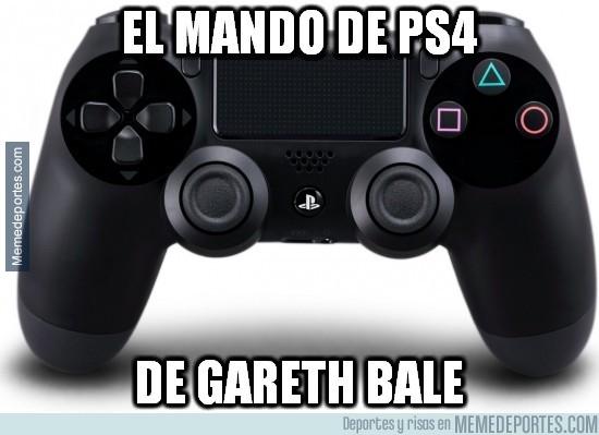 431948 - El mando de PS4 de Gareth Bale