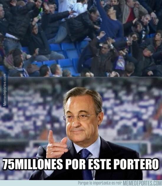 431950 - Refuerzo invernal del Real Madrid