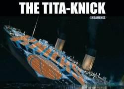 Enlace a Los Knicks se hunden lentamente