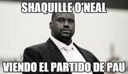 Enlace a Shaquille O'Neall, a tragarte tus palabras, bocazas