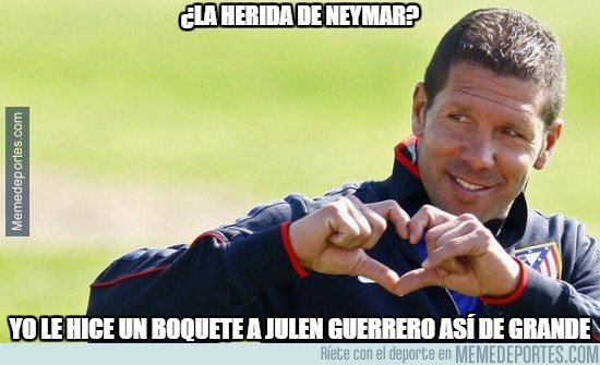 432778 - ¿La herida de Neymar?