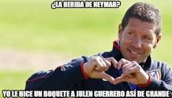 Enlace a ¿La herida de Neymar?