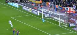 Enlace a GIF: Mandzukic marca para el Atlético de Madrid que recorta distancias 2-1