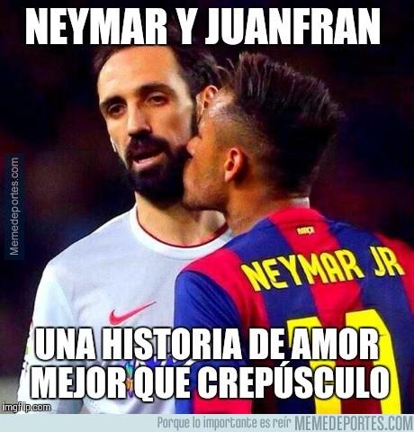 433061 - Neymar y Juanfran