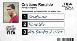 Enlace a Si Cristiano pudiese votaría esto en el BdO
